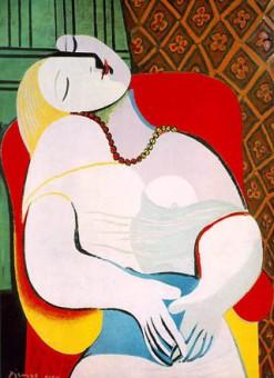 Picasso-Le Reve