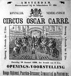 B9 Carré -poster
