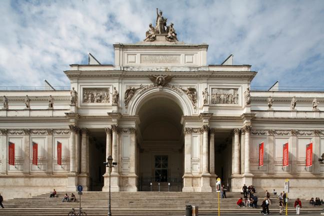 Palazzo delle Esposizioni-Rome