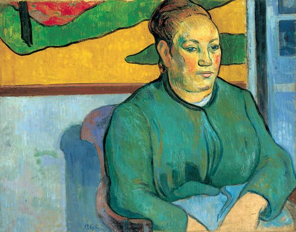 B11 Gauguin -Madame Roulin 1888
