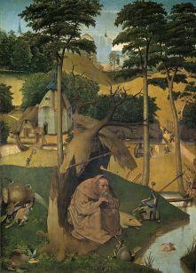 'Verzoeking van de Heilige Antonius' (1500-1525)