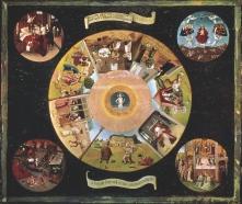 'De zeven hoofdzonden' (1500-1525)