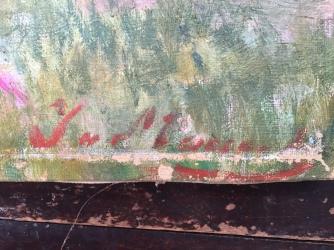 Signatuur 'vermeende Van Gogh'