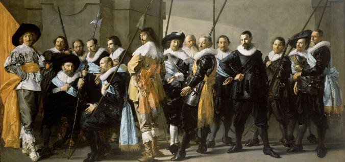 B36 Frans Hals -De magere compagnie.jpg