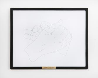 T. Kuijpers, 'Obama-Chavez' uit: Gestures (2014-16)