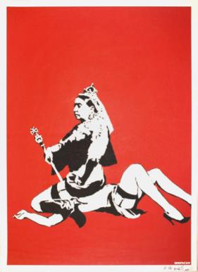en 'Queen Victoria' (2003).