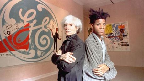 B77 Warhol en Basquiat