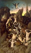Bouts, 'De val van de verdoemden' (ca. 1450)