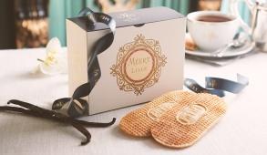 Een wafel van Maison Méert