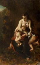 Delacroix, 'Medea' (1838)