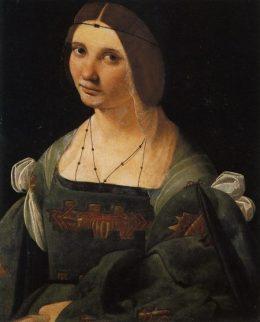 B79 Da Vinci-Bianca Maria Sforza