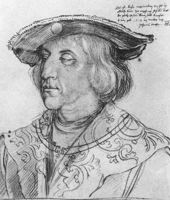 B79 Dürer Maximiliaan I 1518