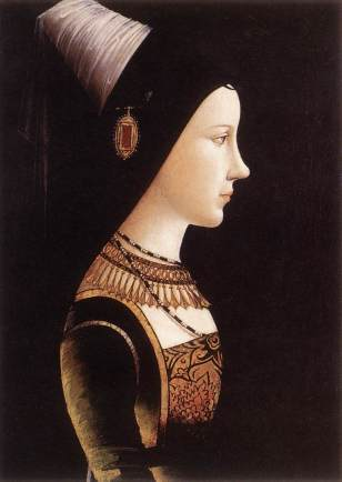 B79 Pacher Maria van Bourgondië ca 1490