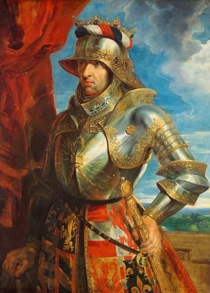 B79 Rubens-Keizer Maximiliaan I 1618