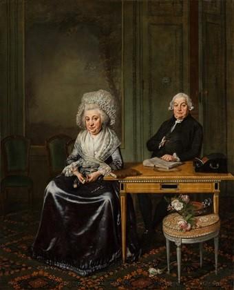 Hendriks, portret