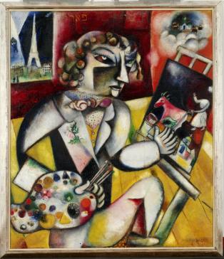 B83 Foto 3 - Chagall