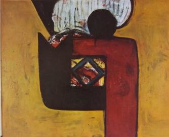 A. Davie, Het beeld van de visgod (1957)