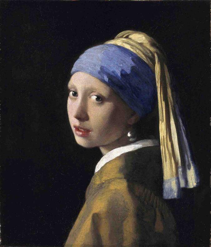 J.Vermeer:Het meisje met de parel (1667).jpg